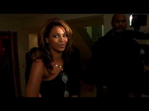 XFactor 2008 FINAL Beyonce backstage Alexandra Burke Listen