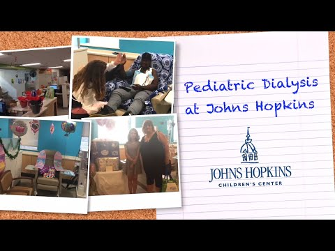 Pediatric Outpatient Dialysis Clinic