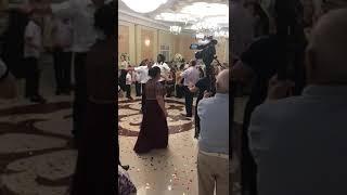 Лезгинская песня на Даргинской свадьбе