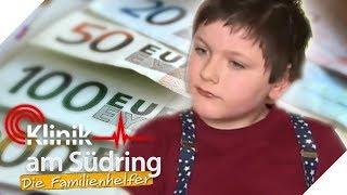 Geld zerschreddert Wieso macht Felix das teuerste Konfetti der Welt?  Die Familienhelfer  SAT1