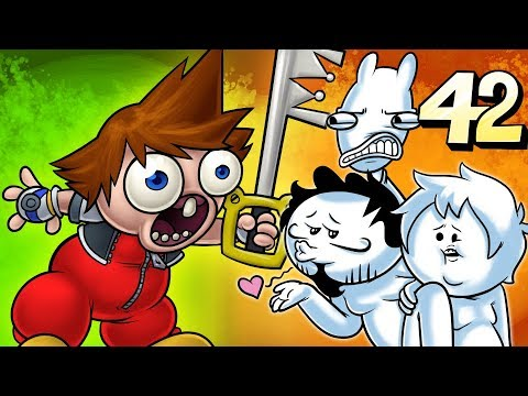 Oney Plays Kingdom Hearts WITH FRIENDS - EP 42 - The Big Bologna