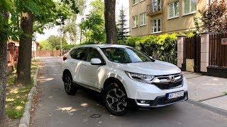 Honda CR V 1.5t MT test PL Pertyn Ględzi