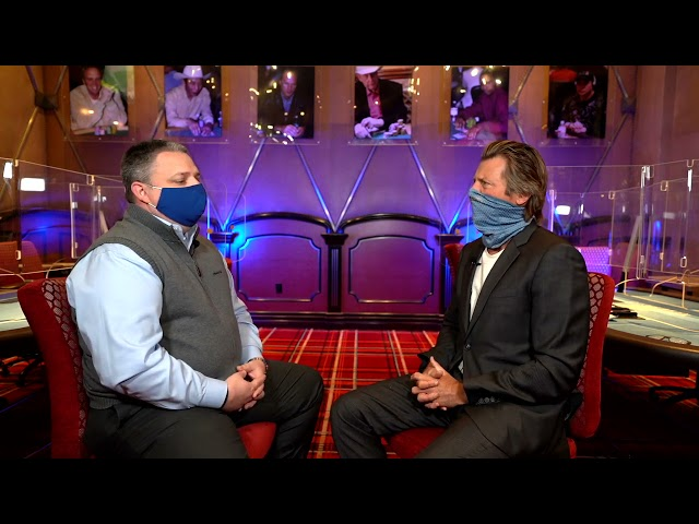 Bellagio Director of Poker Operations Mike Williams Tells Why Bellagio Is Still the Best