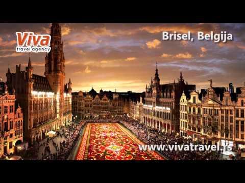 Put u Brisel Viva travel