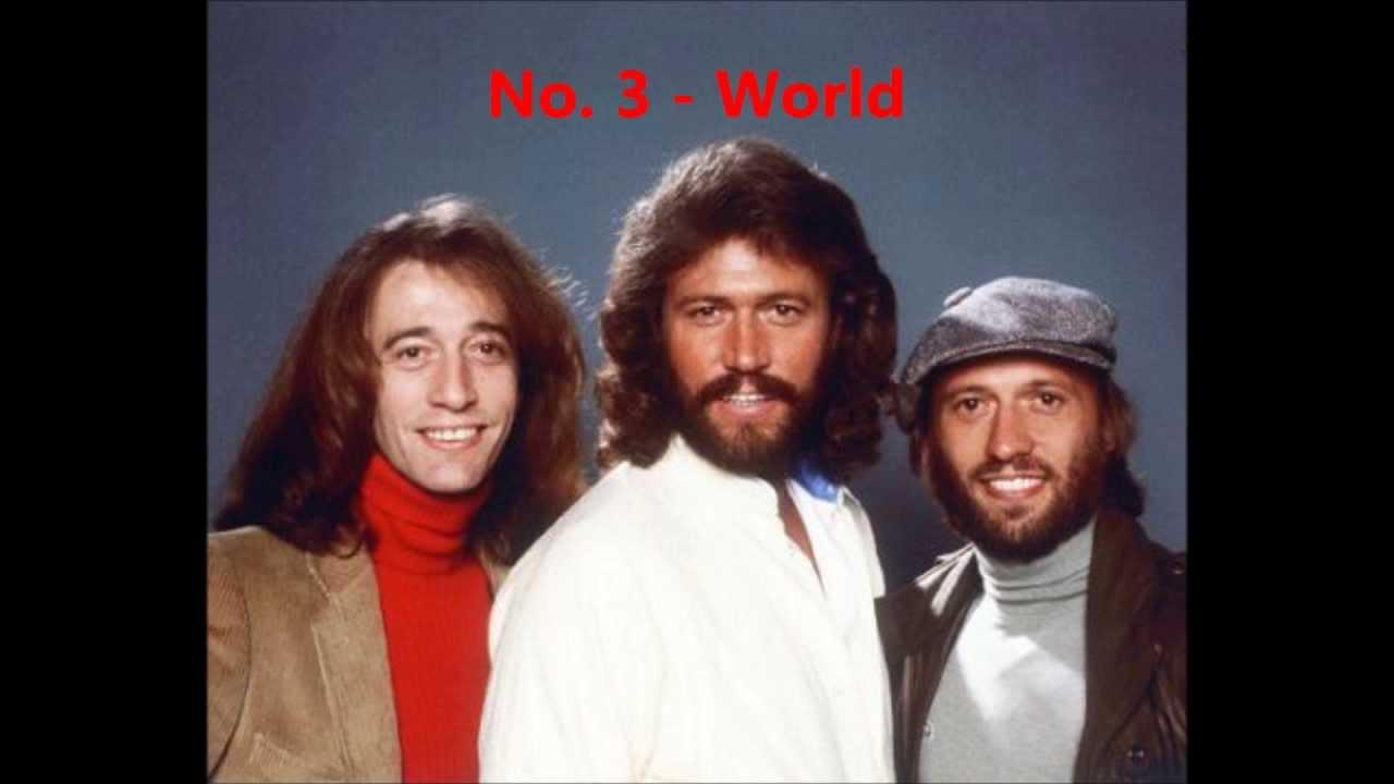 Bee Gees Top 10 Songs Youtube