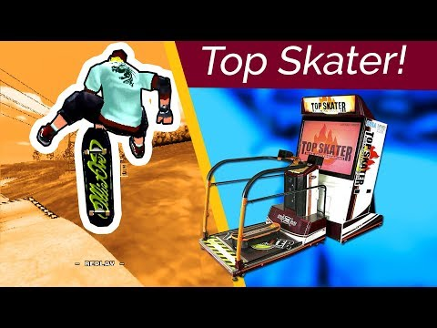Top Skater! I've waited 15 years to play this game!