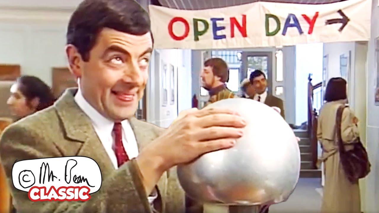 Back To School   Mr Bean Full Episodes   Classic Mr Bean