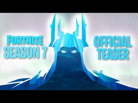 SEASON 7 OFFICIAL TEASER in Fortnite Battle Royale! (Fortnite Season 7)