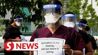 Hartal Doktor Kontrak urges government to come up with solutions before Budget 2022