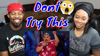 Download [[ Reaction ]] Gabriel Iglesias - Gift basket Mp3 and Videos