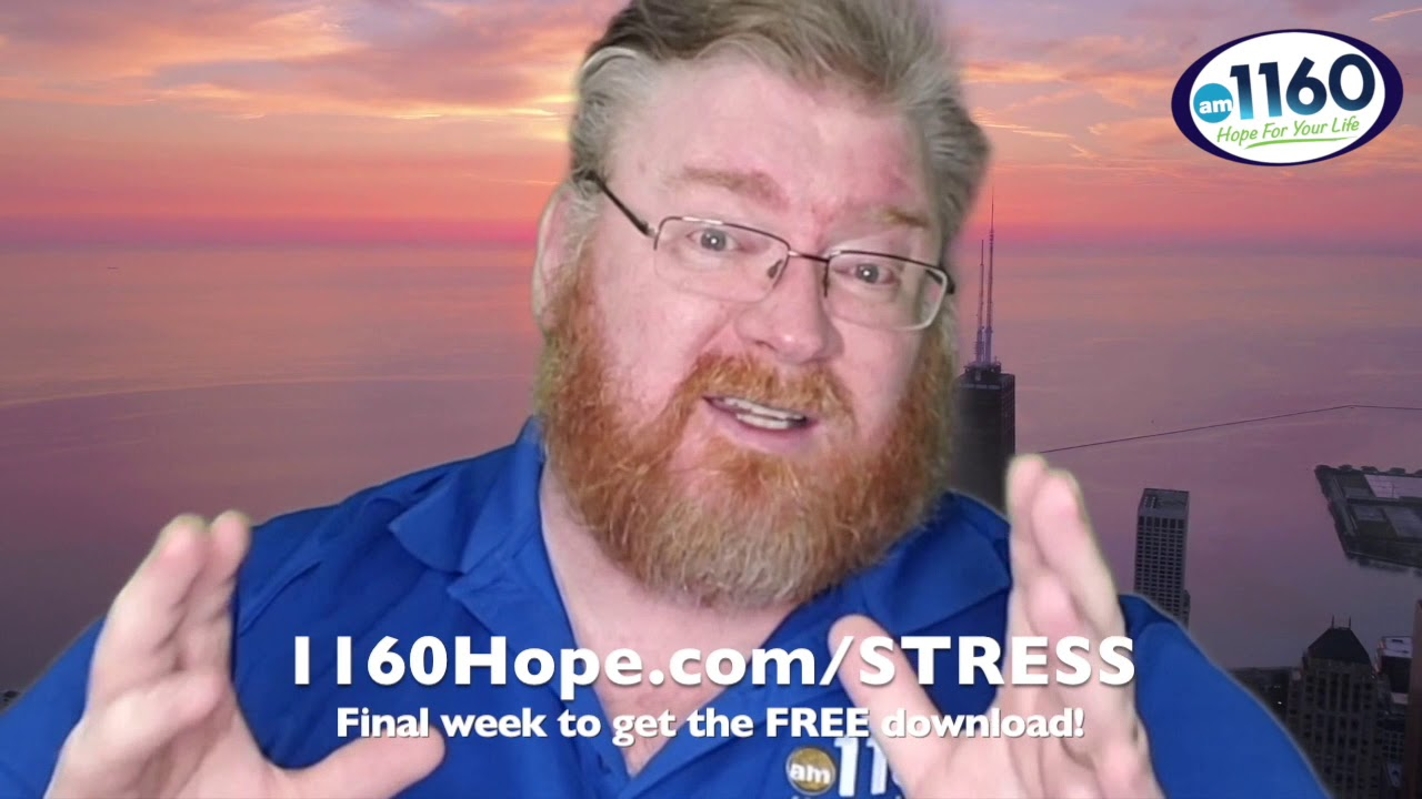Don't STRESS about STRESS when LESS STRESS is FREE!