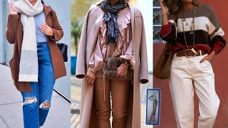 ПРАКТИЧНОСТЬ И ЭЛЕГАНТНОСТЬ В ОДНОМ ОБРАЗЕ мода для женщин за 50