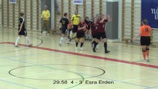 Naisten futsal-liiga 2018-2019 / Ylöjärven Ilves vs. GFT maalikooste 11.11.2018