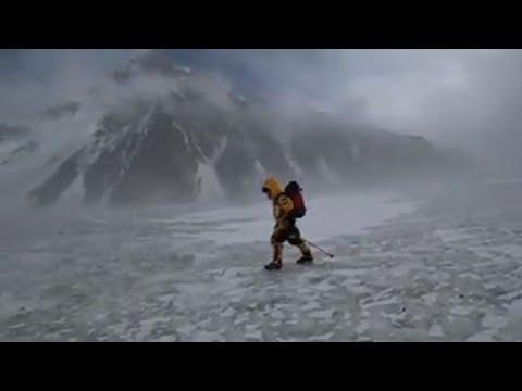 Pakistan: images de l'expédition sur le K2