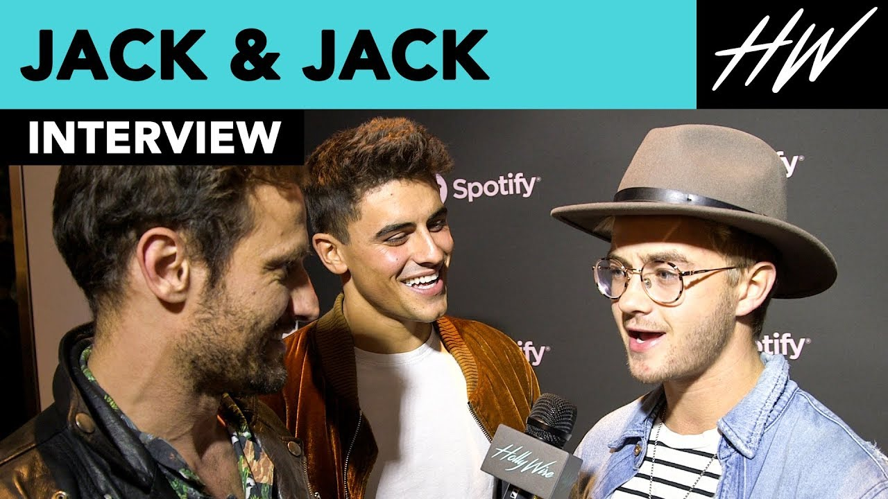 Jack & Jack Talk about their BABY Photos  | Hollywire