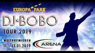 DJ BoBo World Premiere 2019