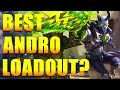 *NEW* Best Andro Loadout? | Paladins Androxus Loadout and Gameplay