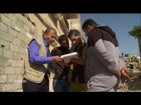 Gazans suffer as post-war rebuilding lags
