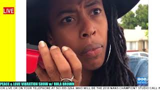 BOB MARLEY'S GRANDDAUGHTER, DONISHA PRENDERGAST RACIALLY PROFILED WHILE CHECKING OUT OF AIRBnB