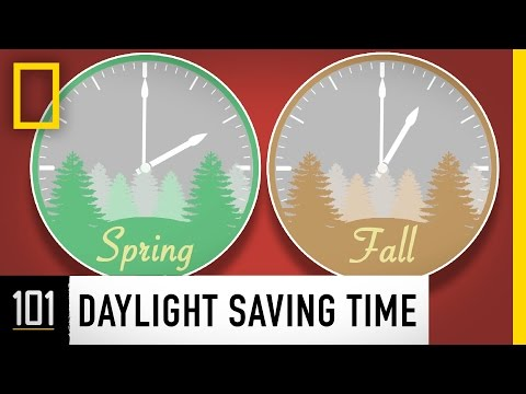 Daylight Saving Time 101 | National Geographic