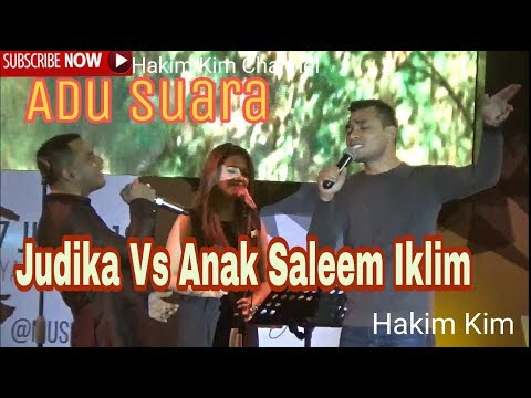 Judika Vs Anak Saleem Iklim Penyanyi Legend