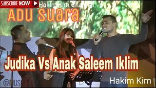 Download lagu Judika Vs Anak Saleem Iklim Penyanyi Legend