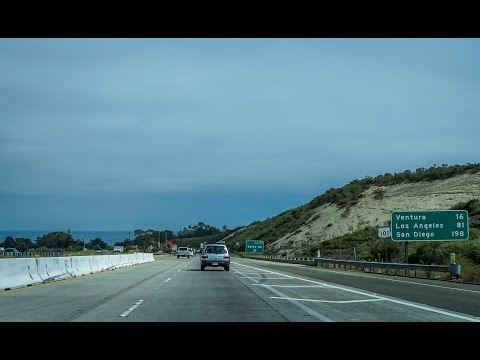 Flashback Special: US-101 South in Ventura County California