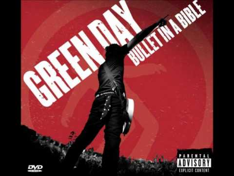 Green Day - Holiday (Bullet in a Bible)