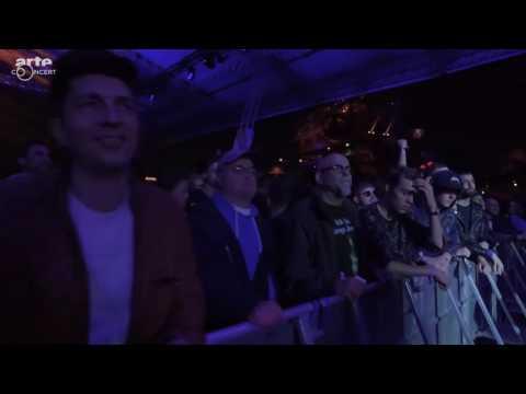 Sleaford Mods live Melt! 2016 full show proshot