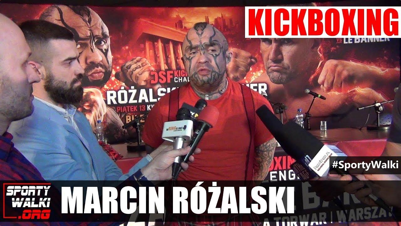Marcin Różalski: Lata mi to koło wentla