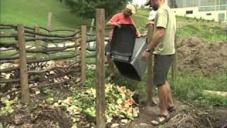 WPT The Wisconsin Gardener - Appleton's Sustainable College Garden