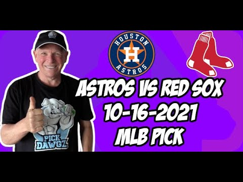 2021 MLB playoffs: Red Sox vs. Astros odds, ALCS Game 2 picks ...