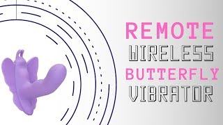 Venus Butterfly Remote Rocking Penis | Wireless Remote Vibrator | High Quality Butterfly Toy Review