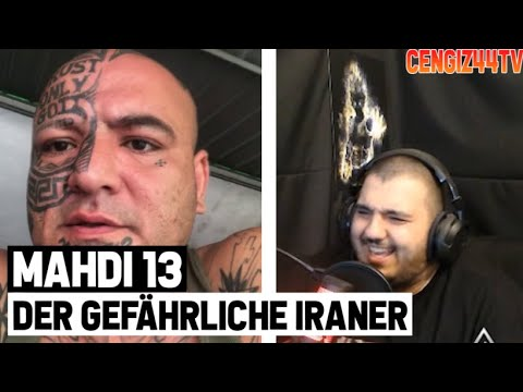Cengiz44TV Gefährlicher Iraner wieder tam Film