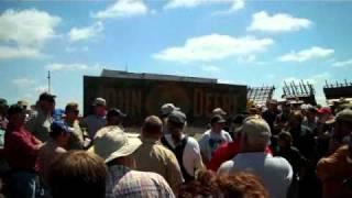 Antique John Deere Sign - Bidding Frenzy