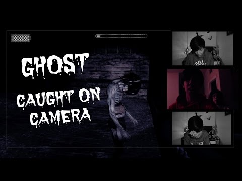 GHOST CAUGHT ON CAMERA - Slender The Arrival