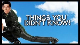 7 Things You (Probably) Didn't Know About Zoolander!
