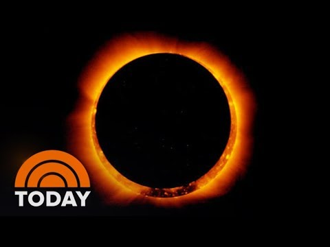Eclipse Fever Sends Prices Skyrocketing Along Its Path | TODAY