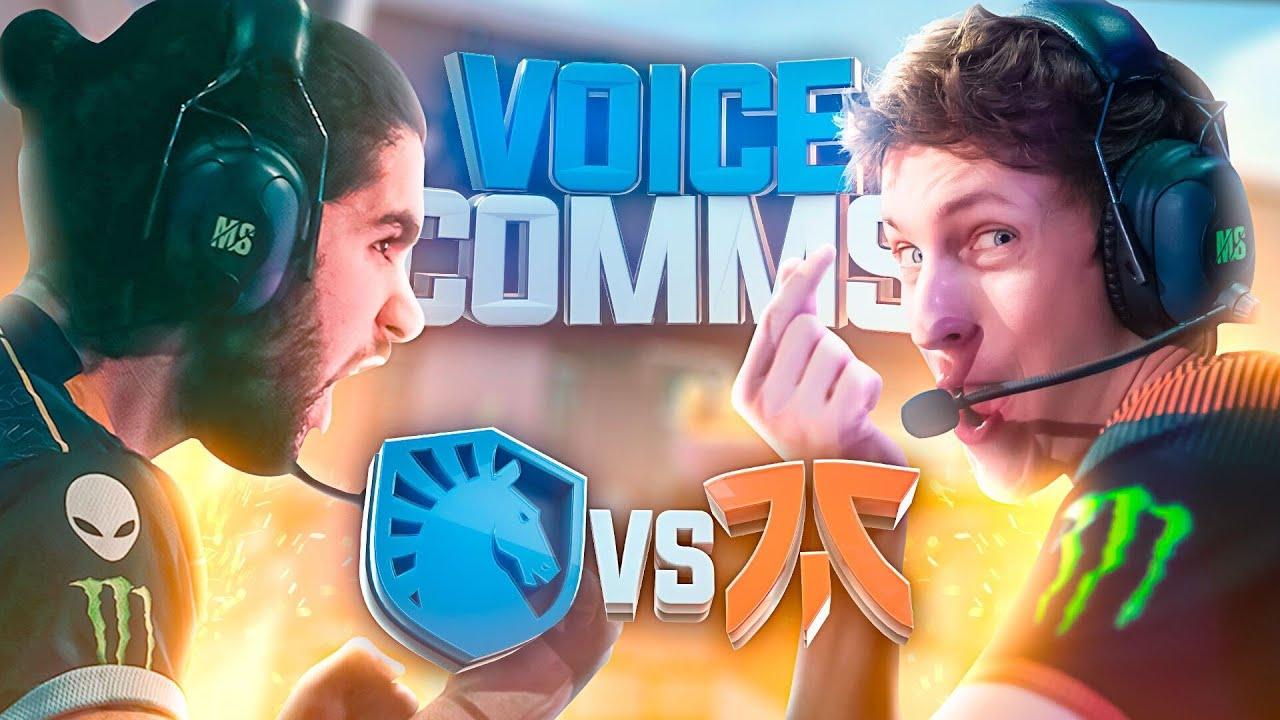 ScreaM Faces Boaster In Iceland | TL vs Fnatic Voice Comms
