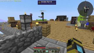 SkyFactory 3 with Direwolf20 - Episode 06 - So Much Loot!