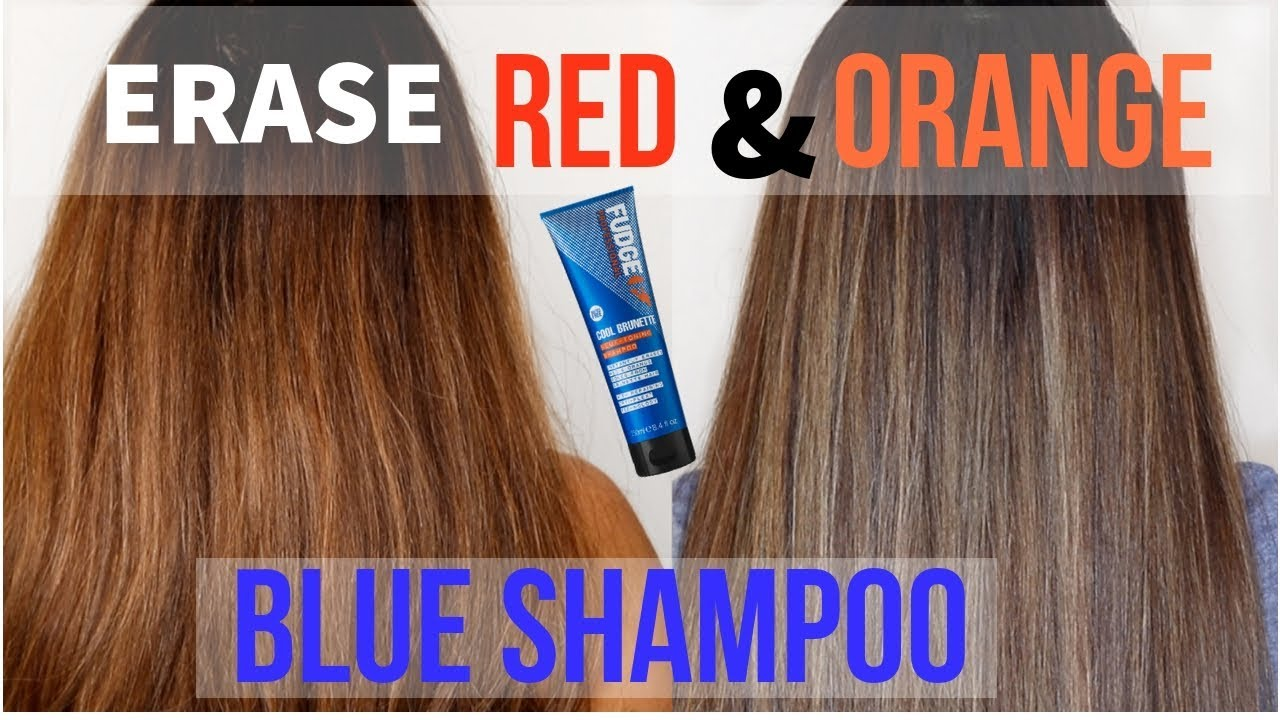 No Brassy Tones Blue Shampoo Shower With Me Youtube Blue Toning Shampoo Red Hair Shampoo Tone Orange Hair