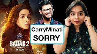 Sadak 2 Movie REVIEW | Deeksha Sharma