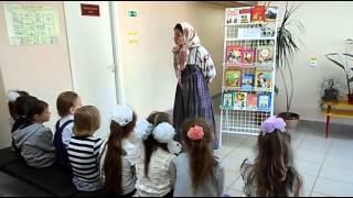 Акция по привлечению к чтению дошкольников в библиотеке ''Радуга''