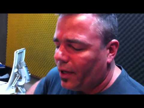 Damien Cripps live on Perth radio 6PR