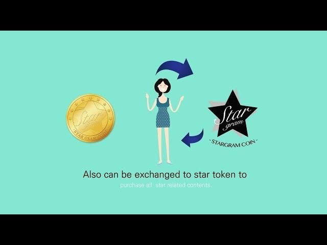 Stargram Coin CF 애니메이션 Enghish Version