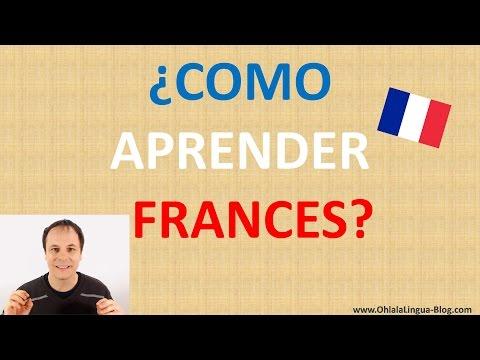 COMO APRENDER FRANCES?