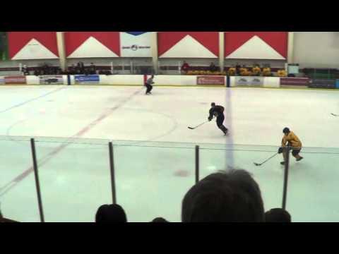 Springfield Jr. Blues Vs Austin Bruins NAHL  9/24/15