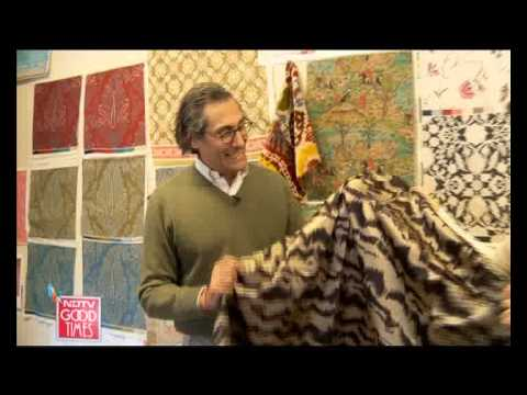 INDIAN HERITAGE TEXTILE with Peter D'Ascoli