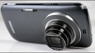 Обзор Samsung Galaxy K Zoom: нужен ли смартфону объектив?