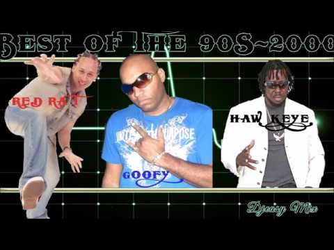 Ret Rat ,Goofy and Hawkeye 90s - 2000  Juggling mix by djeasy
